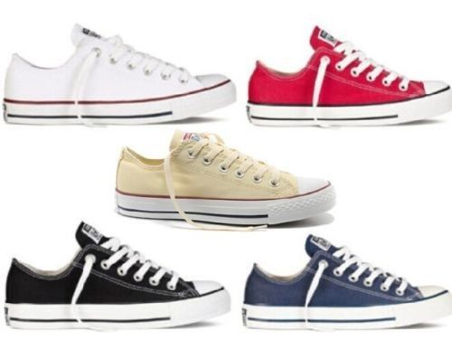 New womens lady all stars chuck taylor ox low top shoes canvas fashion sneakers