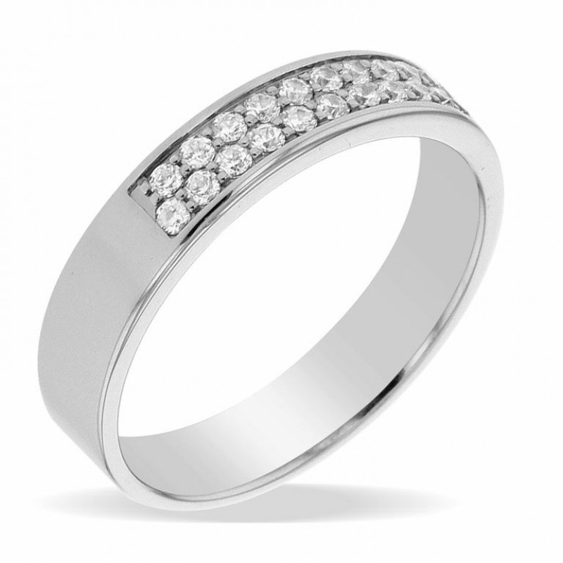 Bague Diamant 0.30 Carat en or - Aida