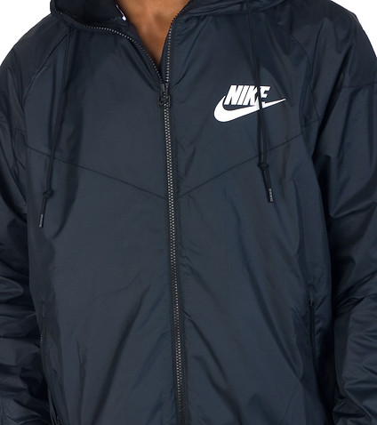 f59fedc4d7 NIKE WINDRUNNER JACKET - Black - NIKE CLOTHING