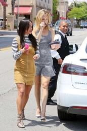 dress,summer dress,kate hudson,pumps,shoes