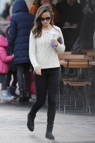 pippa middleton fall outfits sweater