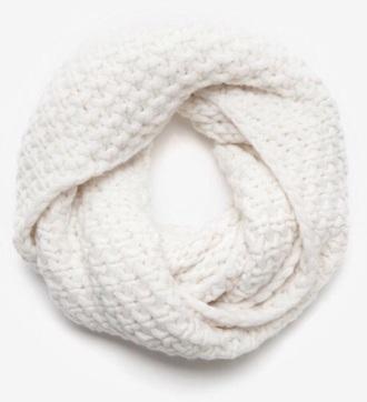 scarf white scarf