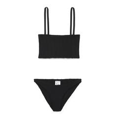 Gigi Nile Black Bikini