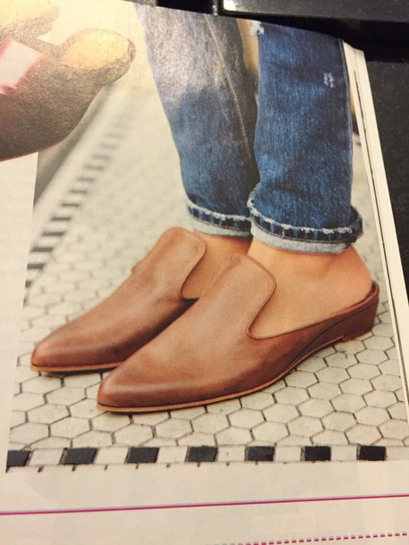 shoes tan leather shoes brogue