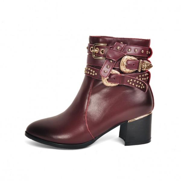 Chiko lotoya boots