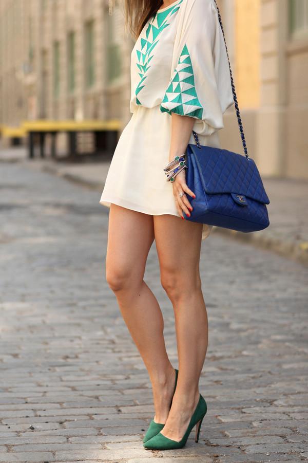 brooklyn blonde jewels shoes