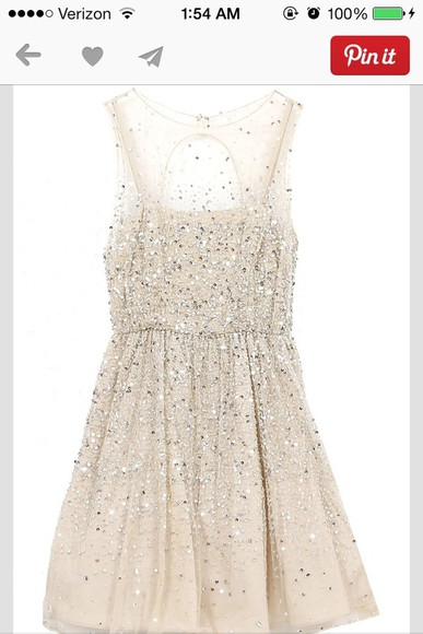 dress prom dress cute dress glitter dress sparkling dress