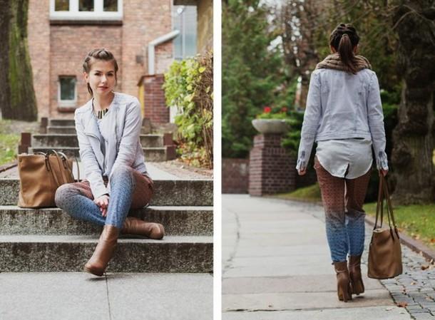 kapuczina jacket shoes jewels pants blouse bag