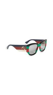sunglasses,black,green,grey,red