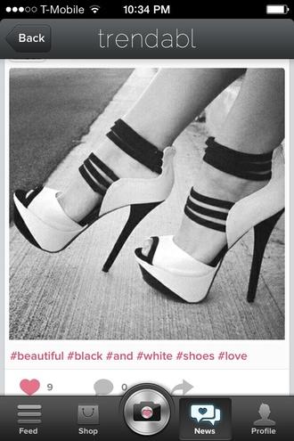 shoes colorblock shoes peep toe bag blouse