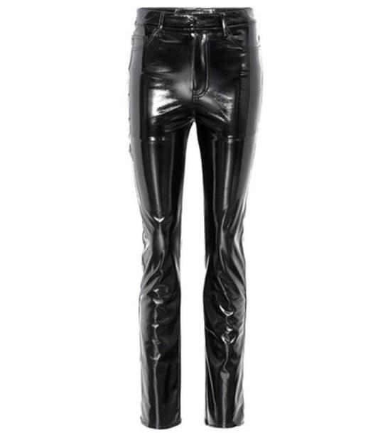 yeezy black pants