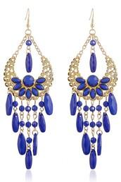 nail polish,maykool,dangle earings,earrings,chandelier  earrings,accessories