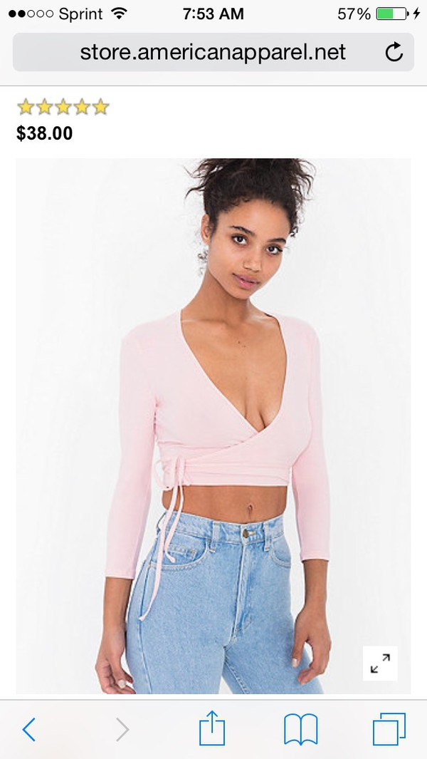 399f862d691 Shoppable tips. Best tips. advertising. $38. Not mentioned. store. americanapparel.net