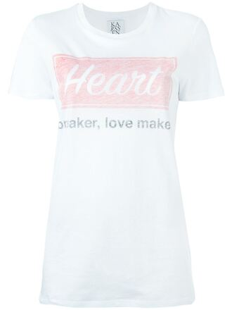t-shirt graphic tee heart quote on it
