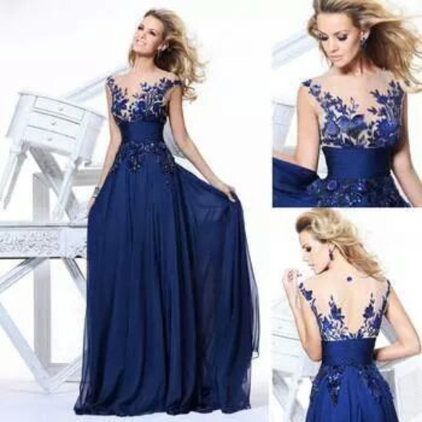 dress blue dress prom dress long dress royal blue dress royal blue prom dress royal blue prom gown royal blue royal blue dress