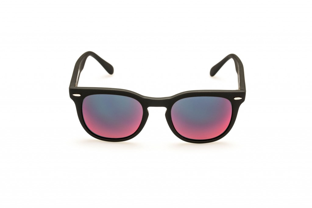 Spektre Memento Black / Red Sunglasses - The Sunculture