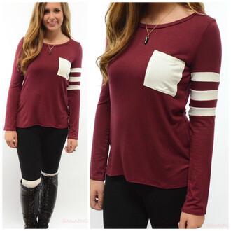 shirt top varsity amazinglace clothes
