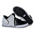 Black and White Supra Falcon Men Size Skate Shoes - Mid Tops
