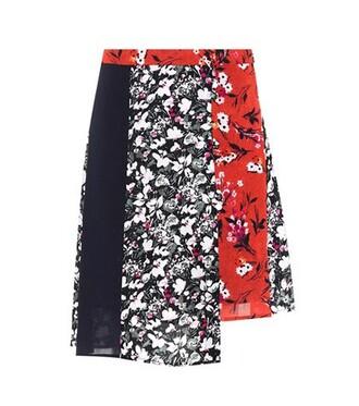 skirt printed skirt floral