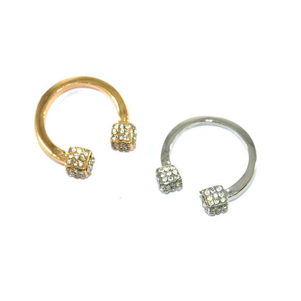 CUBE RING - Rings & Tings | Online fashion store | Shop the latest trends