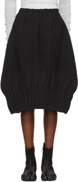 Issey Miyake skirt black