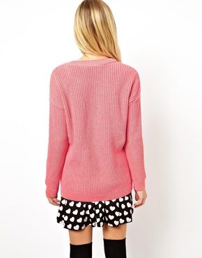 ASOS | ASOS Chunky Sweater at ASOS