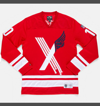shirt hockey jersey mens shirt clothes guys jersey