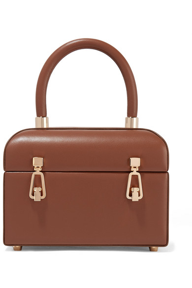 Gabriela Hearst - Patsy textured-leather tote