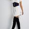 Hailey corset belt- denim