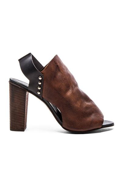 Free People heel brown