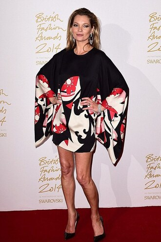 dress kimono kate moss short dress