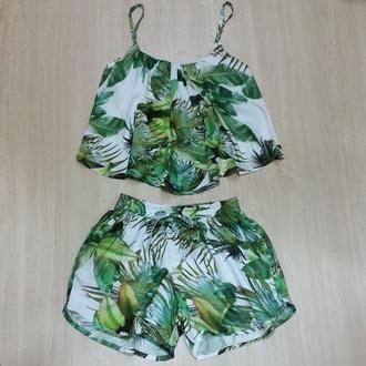 tank top 2 piece outfit 2 pieces sets shorts