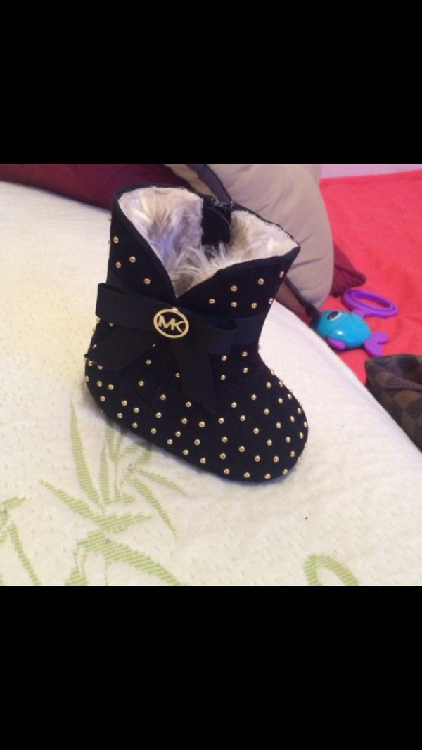 Shoes Michael Kors Boots Baby Clothing Wheretoget