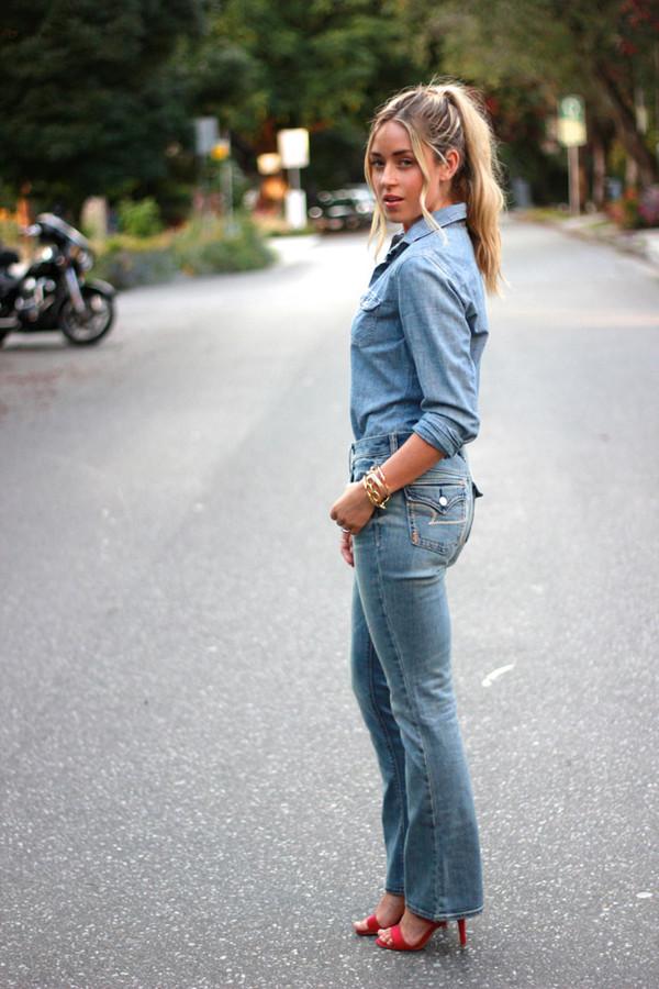 a fashion love affair jewels jeans bag shoes shirt