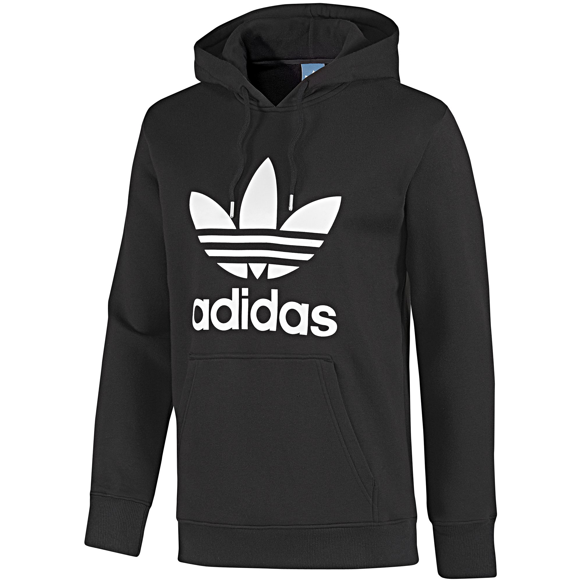 Sweat-shirt à capuche Trefoil adidas | adidas France