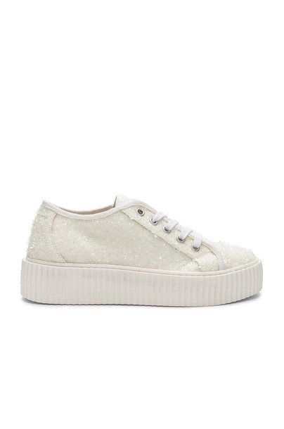 Mm6 Maison Margiela sneakers low top sneakers white shoes