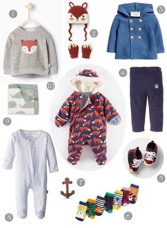 district of chic blogger socks fox kids fashion baby clothing