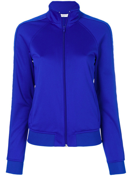 Givenchy jacket women cotton blue