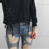 shirt,tie up,lace,knitwear,knitted sweater,ribbed cardigan,zip,shirt dress,black dress,black,sabo skirt,shoes,watch,poncho,lady addict,make-up,swimwear,sweater,sweatshirt
