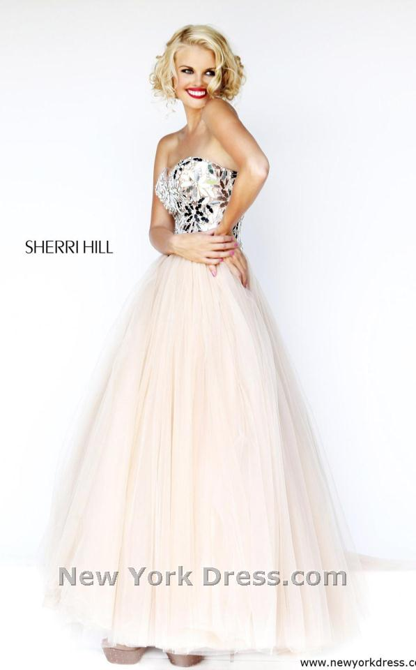 Sherri Hill 21307 Kleid - german.NewYorkDress.com