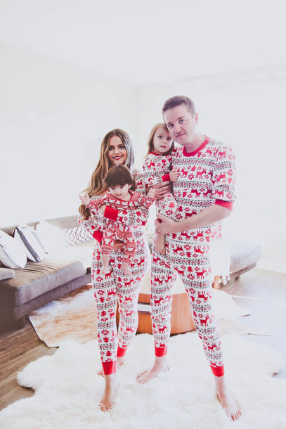 Christmas Pajamas Onesie.Pajamas 30 At Hannaandersson Com Wheretoget