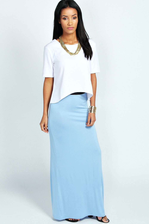 Maxi Jersey Skirt - Dress Ala