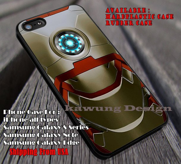 iron man iphone 6s case