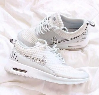 shoes nike shoes glitter