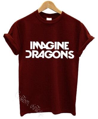 t-shirt imagine dragons