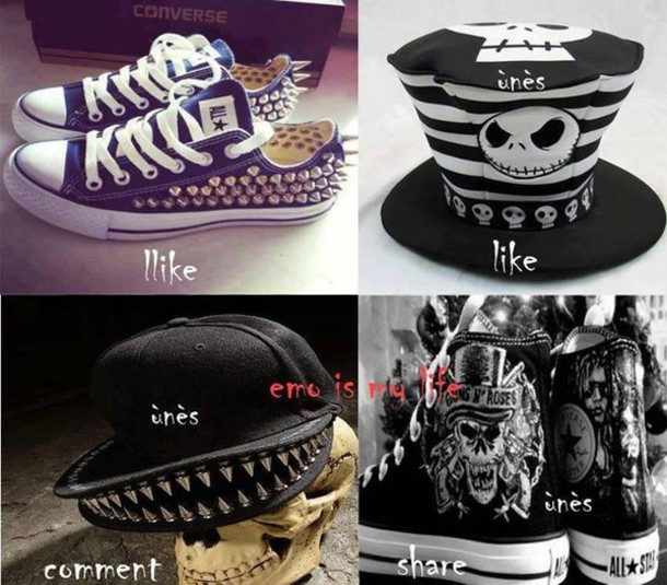 hat snapback cap spikes spiked snapback trendy fashion clothes clothes  mouth spiked teeth black cap black c2a4509ee0a