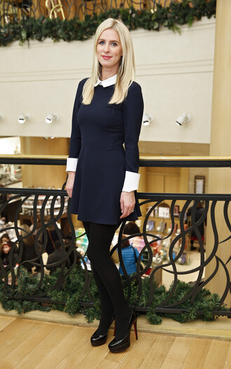short dress nicky hilton fall outfits collared dress