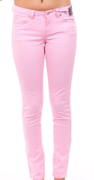 jeans pastel pink pastel goth skinny jeans