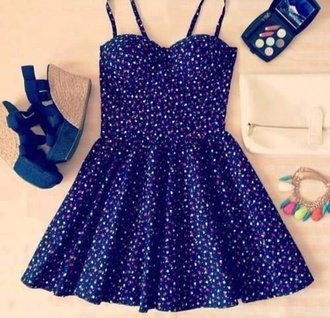 high heels bustier dress wedges
