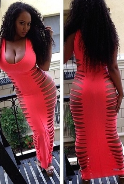 Maxi dress bathing suit cover up